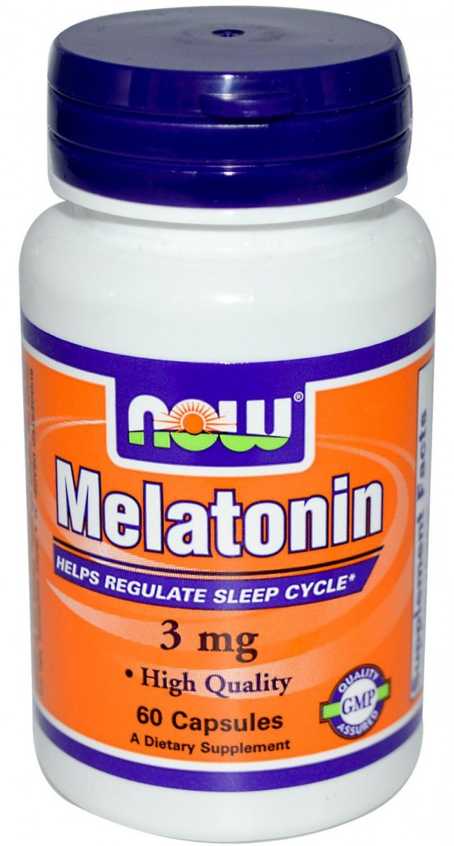 Мелатонин производители